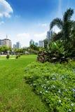 Lumphini Park; Bangkok Royalty Free Stock Photos