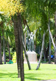 Lumphini Park. Stock Photography
