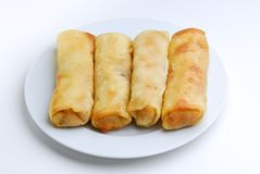 Lumpia Royalty Free Stock Photography