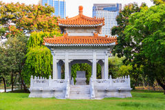 Lumpini Park Royalty Free Stock Images