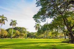 Lumpini Park Royalty Free Stock Photography