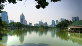 Lumpini Park, bangkok, Thailand. Stock Photography