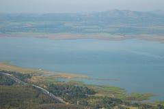 Lumtaklong水坝 图库摄影
