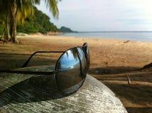 Lumut-Küste stockbilder