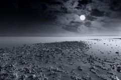 Luna Foto de archivo libre de regalías
