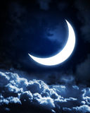 Luna ilustración del vector