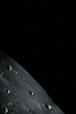 Luna 4 Fotografie Stock Libere da Diritti