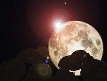 Luna Stock Images
