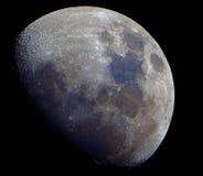 Luna a colori Fotografia Stock Libera da Diritti