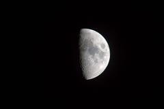 Luna de la tierra Imagen de archivo