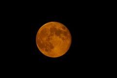 Luna di raccolto Fotografia Stock Libera da Diritti