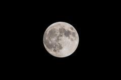 Luna eccellente Fotografie Stock Libere da Diritti