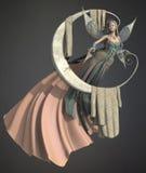 Luna fae Royalty Free Stock Photo