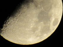 Luna stock image