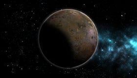 Luna Io Imagen de archivo