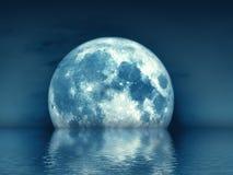 Luna Llena ilustración del vector