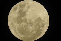 Luna Llena Imagenes de archivo