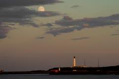 Luna Llena de Aberdeen Fotos de archivo libres de regalías