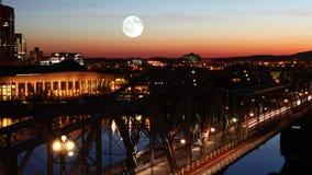 Luna Llena de 4K UltraHD sobre Ottawa