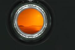 Luna, Marte del paisaje extranjero del planeta stock de ilustración
