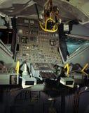 Inside the Lunar Module Stock Image