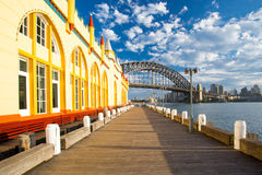 Luna Park à Sydney photos stock