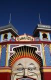 Luna Park Royalty-vrije Stock Fotografie