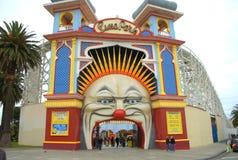 Luna Park Royaltyfria Bilder