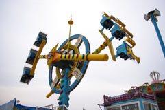 Luna park Fotografia Stock Libera da Diritti