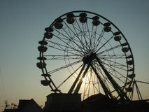 Luna Park Arkivbild