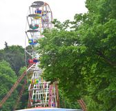 Luna Park Fotografia de Stock