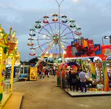 Luna Park Lizenzfreie Stockfotografie