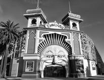 Luna Park Fotografie Stock Libere da Diritti