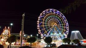 Luna park Fotografia Stock
