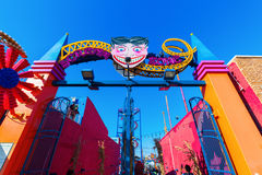 Luna Park in Coney Island, NYC Stock Photography