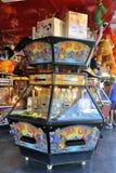 Luna park dei giochi Immagine Stock