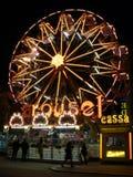 Luna Park in Italia Fotografie Stock Libere da Diritti