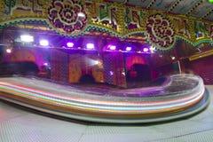 Luna Park lights Stock Images