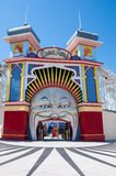Luna Park, Melbourne Royalty Free Stock Images
