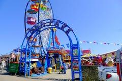 Luna Park, Scarborough стоковые фото