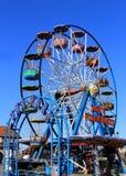 Luna Park in Scarborough Stock Image