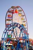 Luna Park, Scarborough, Yorkshire. Royalty Free Stock Image