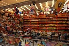 Luna Park shoppar Arkivbild