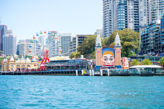 Luna Park Sydney Stock Photo