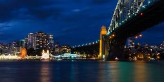 Luna Park, Sydney, Autralia Imágenes de archivo libres de regalías