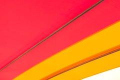 Luna park, szczegół markiza obraz royalty free