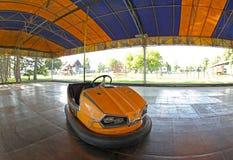 Luna park - Trnovec, Slovakia Royalty Free Stock Image