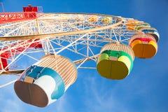 Luna park wheel arch in Sydney, Australia. Stock Images