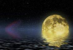 Luna piena Immagine Stock Libera da Diritti