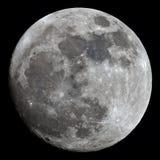 Luna piena Fotografia Stock Libera da Diritti